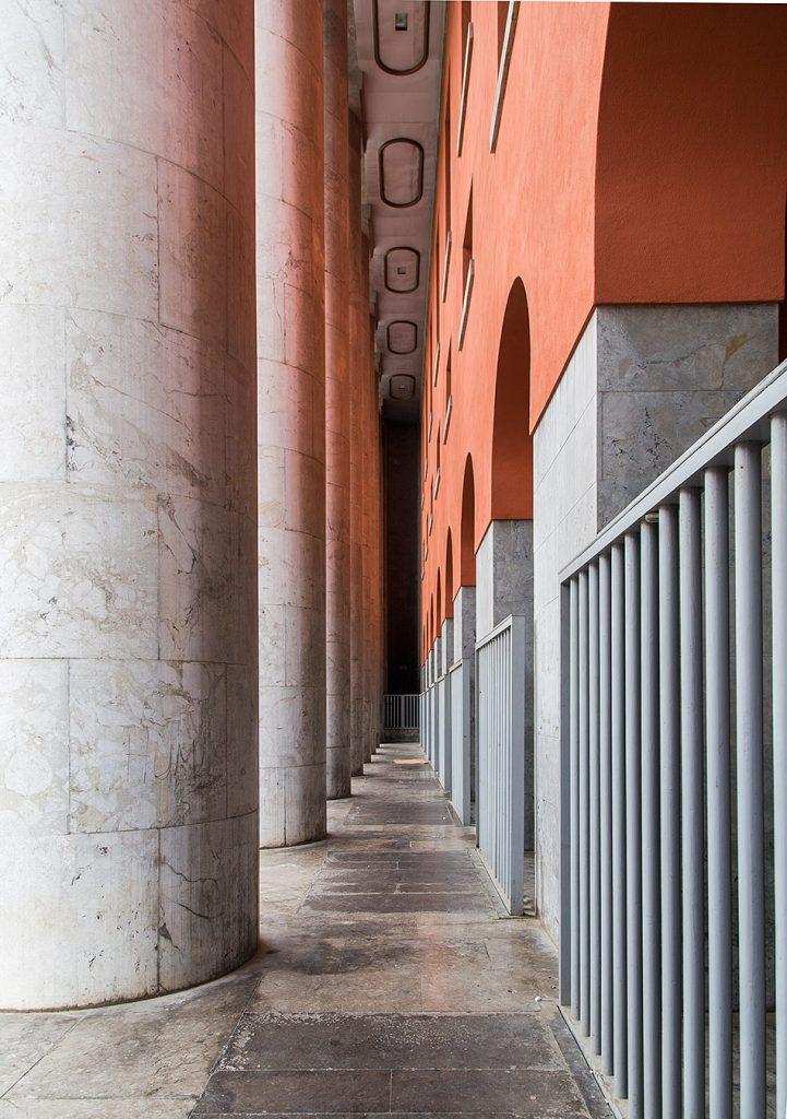 Fabian Fröhlich, Palermo, Palazzo delle Poste