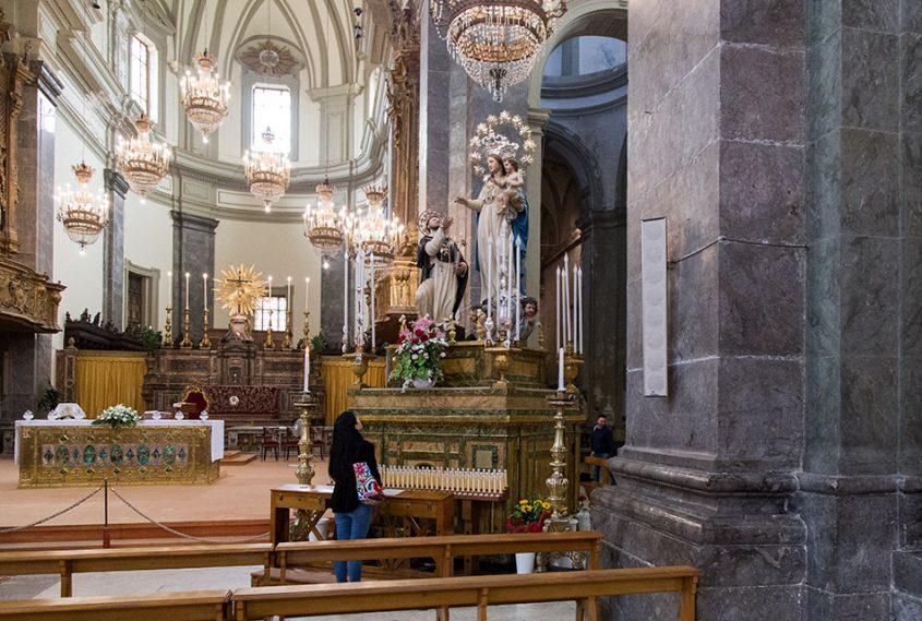 Fabian Fröhlich, Palermo, Chiesa di San Domenico
