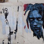 Fabian Fröhlich, Palermo, Via Garafello, Street Art