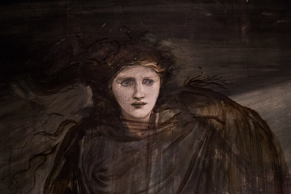 Fabian Fröhlich, Edward Burne-Jones exhibition, Tate Britain, The Finding of Medusa