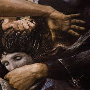 Fabian Fröhlich, Edward Burne-Jones exhibition, Tate Britain, The Death of Medusa II