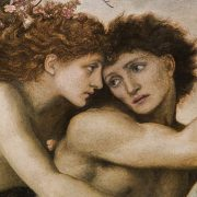 Fabian Fröhlich, Edward Burne-Jones exhibition, Tate Britain, Phyllis and Demophoön