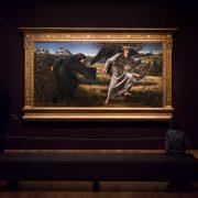 Fabian Fröhlich, Edward Burne-Jones exhibition, Tate Britain, Love and the Pilgrim