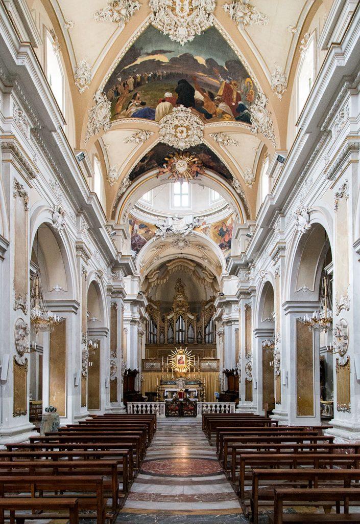 Fabian Fröhlich, Catania, Basilica della Collegiata