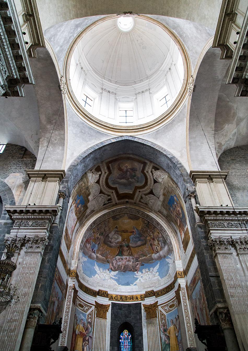 Fabian Fröhlich, Catania, Cattedrale die Sant'Agata