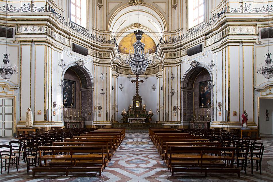Fabian Fröhlich, Catania, Chiesa di San Giuliano