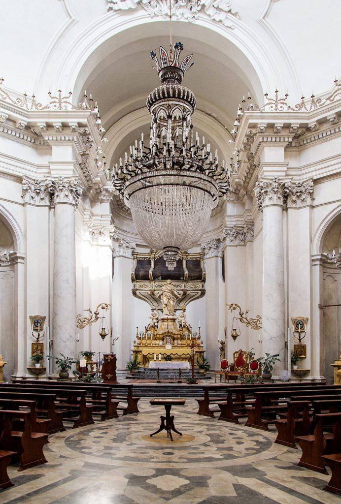 Fabian Fröhlich, Catania, Chiesa della Badia di Sant'Agata