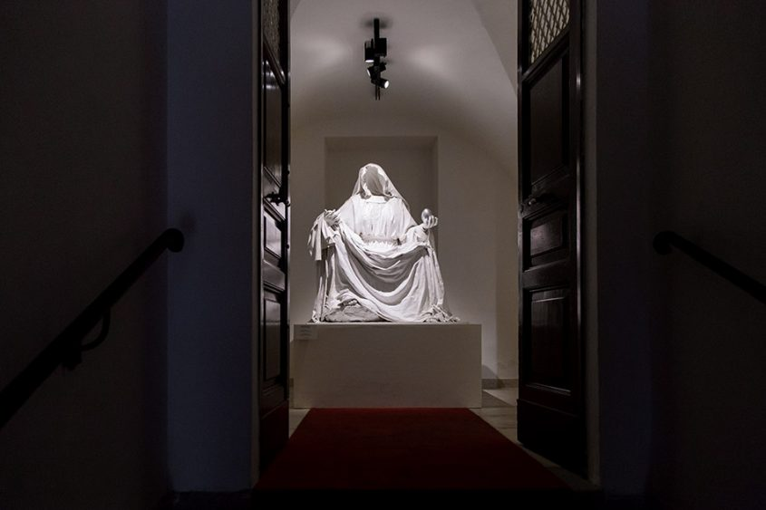 Fabian Fröhlich, Catania, Museo Arte Contemporanea Sicilia (Sine Pietate by Fatima Messana)