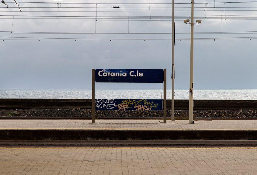 Fabian Fröhlich, Catania, Catania Central Station