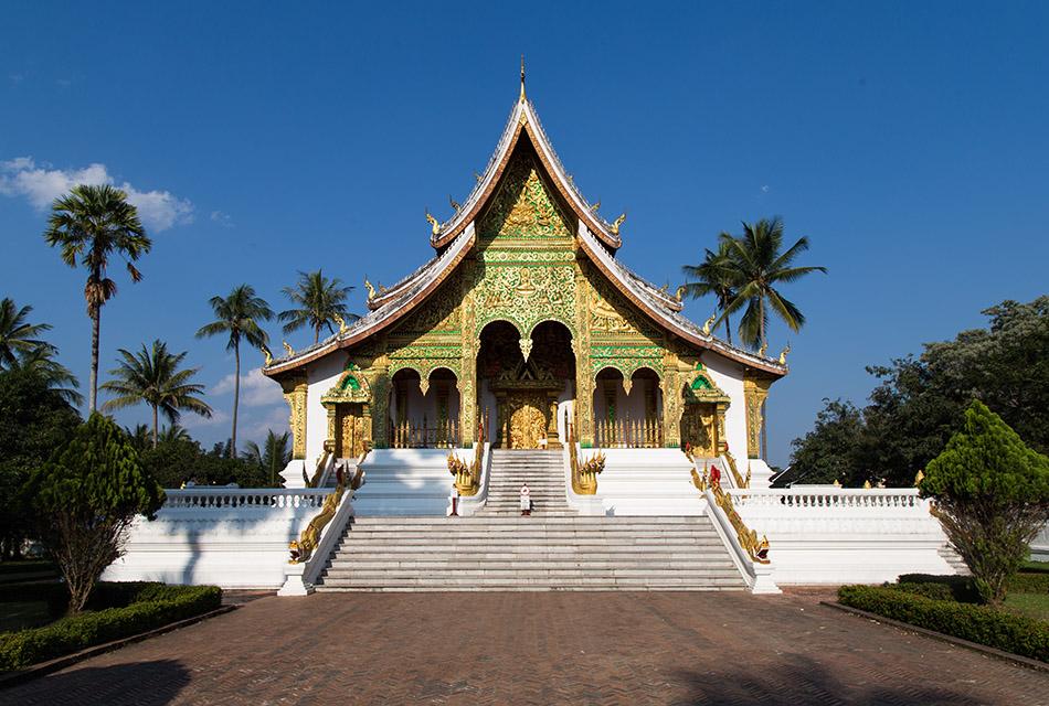 Fabian Fröhlich, Luang Prabang, Haw Pha Bang