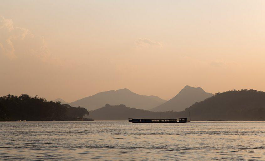 Fabian Fröhlich, Luang Prabang, Mekong