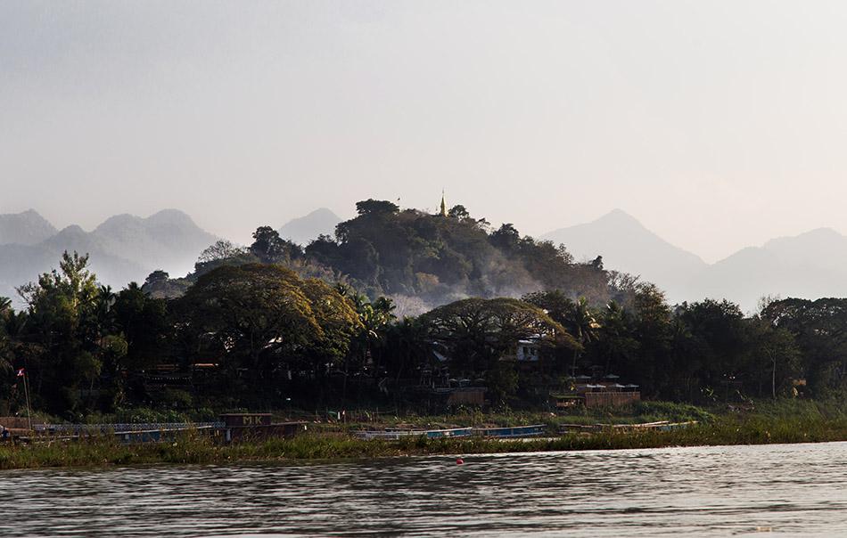 Fabian Fröhlich, Luang Prabang, View from Mekong
