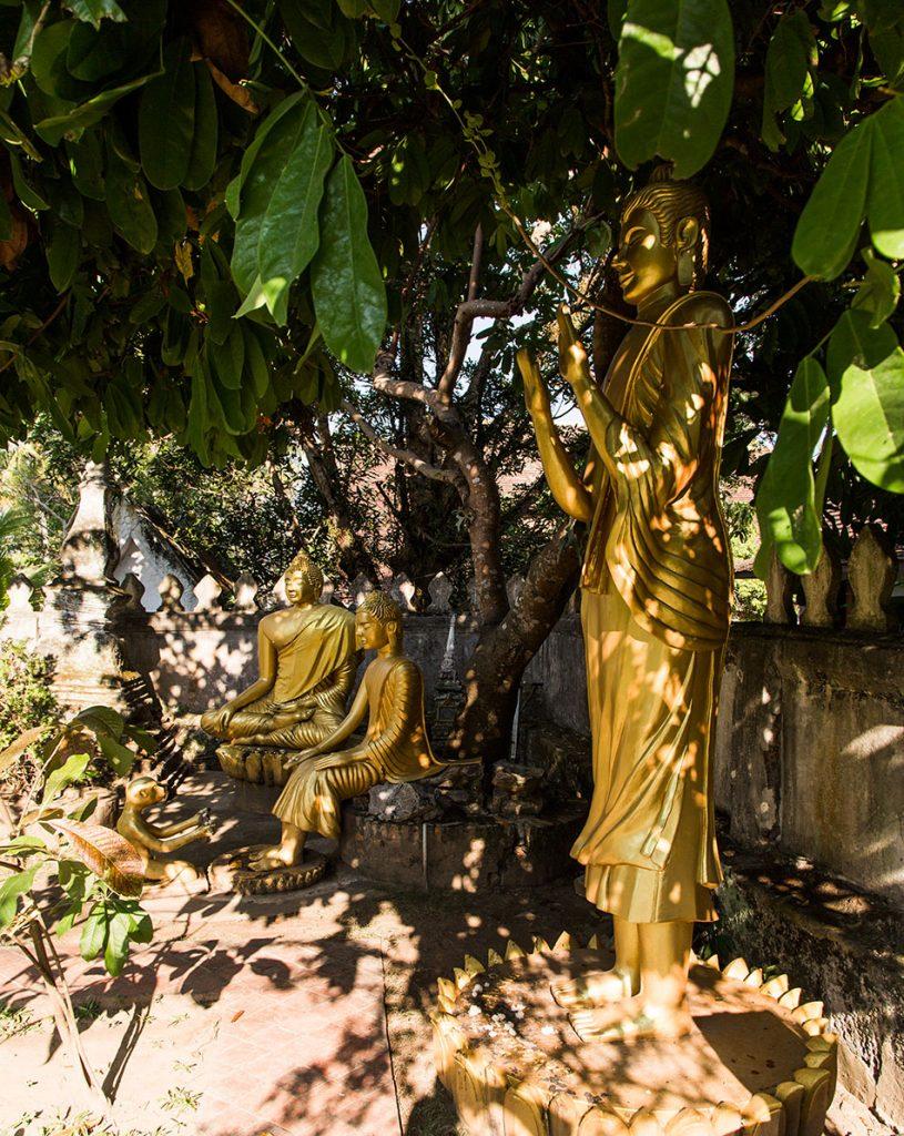 Fabian Fröhlich, Luang Prabang, Wat Choum Khong