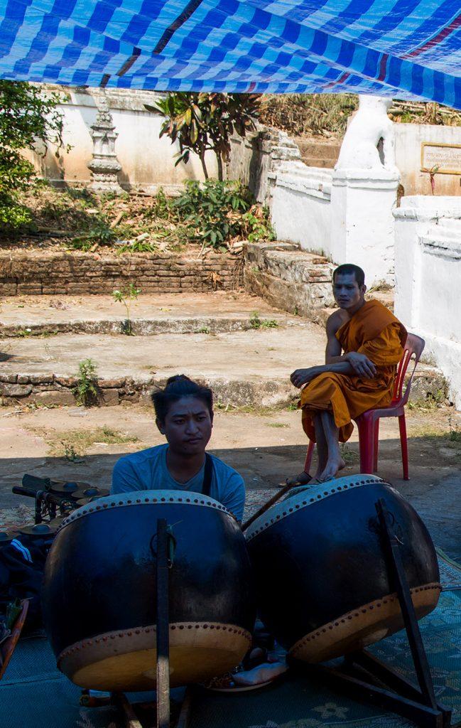 Fabian Fröhlich, Luang Prabang, Wat Xiang Men