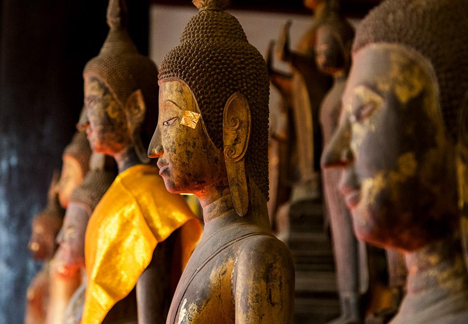 Fabian Fröhlich, Luang Prabang, Wat Visounarath