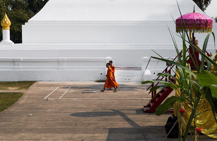Fabian Fröhlich, Luang Prabang, That Makmo