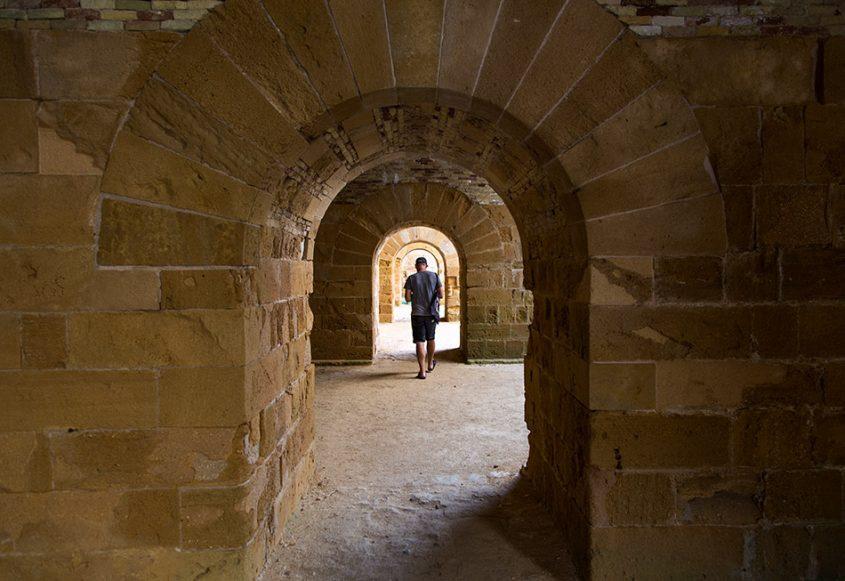 Fabian Fröhlich, Siracusa, Ortygia, Castello Maniace