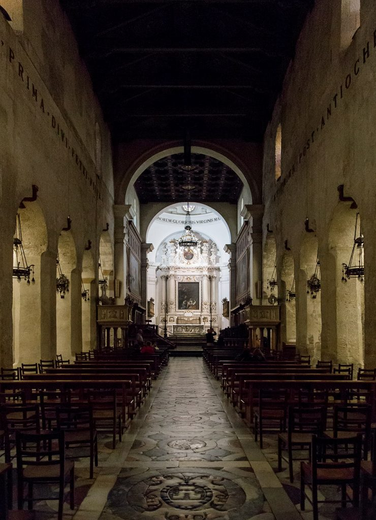 Fabian Fröhlich, Siracusa, Ortygia, Duomo di Siracusa