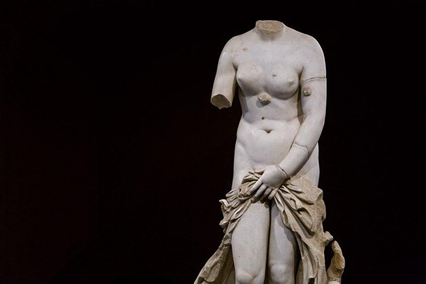Fabian Fröhlich, Siracusa, Museo Archeologico Regionale Paolo Orsi (Venere Landolina)