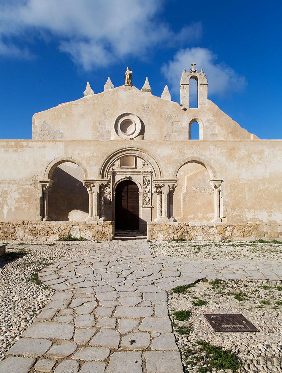 Fabian Fröhlich, Siracusa, Chiesa di San Giovanni alle catacombe