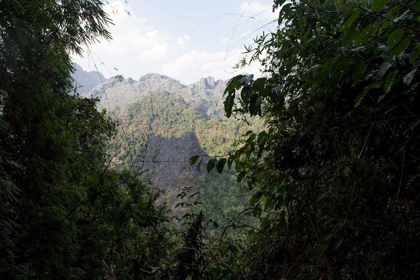 Fabian Fröhlich, Vang Vieng, View from Pha Ngern