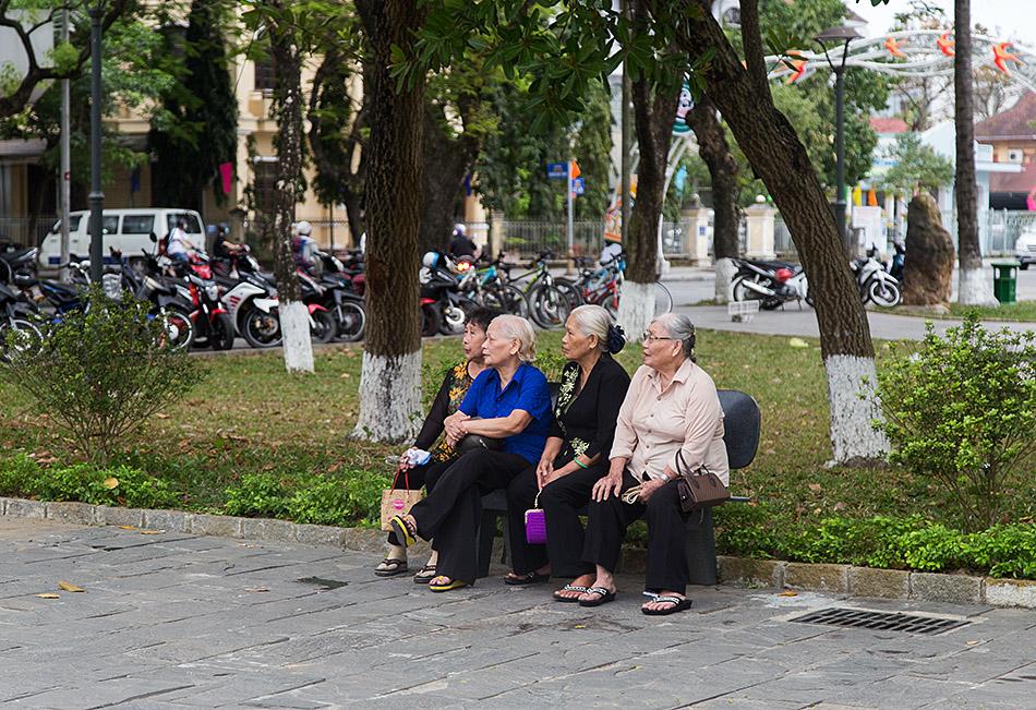 Fabian Fröhlich, Vietnam, Huế, Diem Phung Thi Art Museum