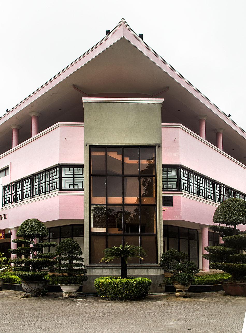 Fabian Fröhlich, Vietnam, Huế, Ho Chi Minh Museum (Bảo tàng Hồ Chí Minh)