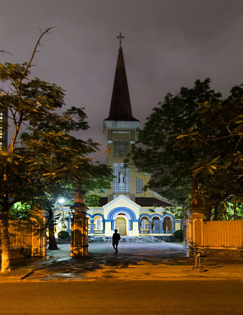 Fabian Fröhlich, Vietnam, Huế, Francis Savier Church (Nhà thờ Phanxico Xavie)