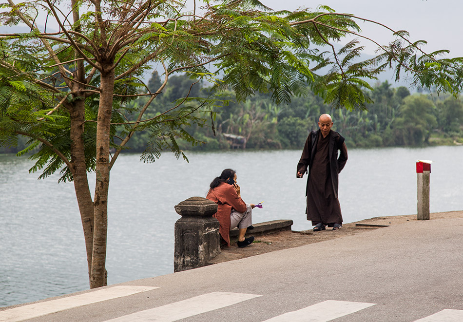 Fabian Fröhlich, Vietnam, Huế, Perfume River (Sông Hương)