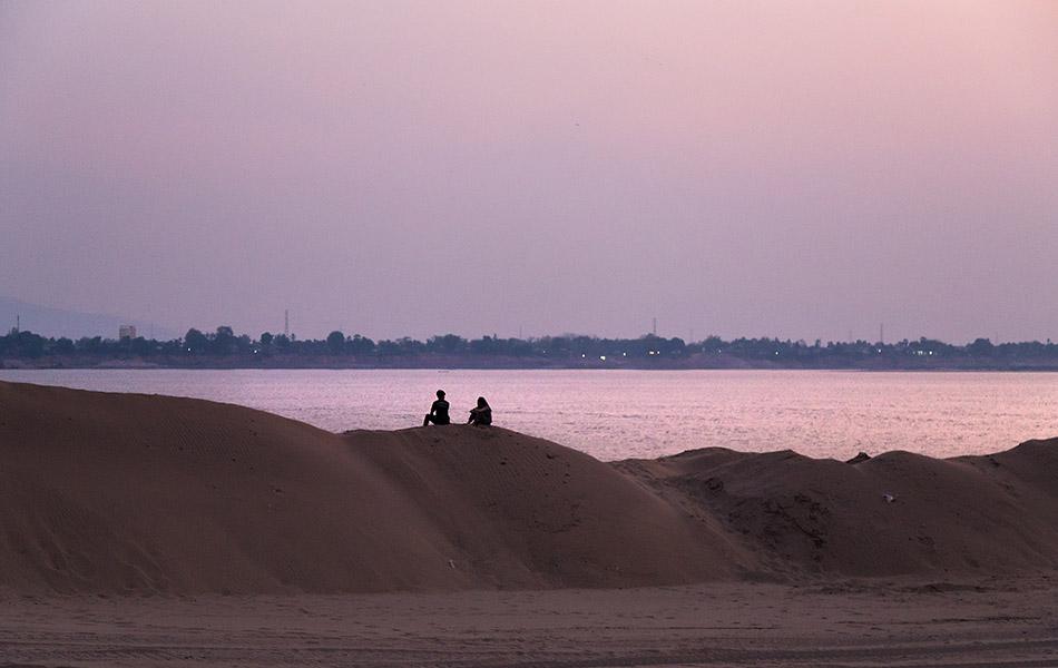 Pakse, Mekong
