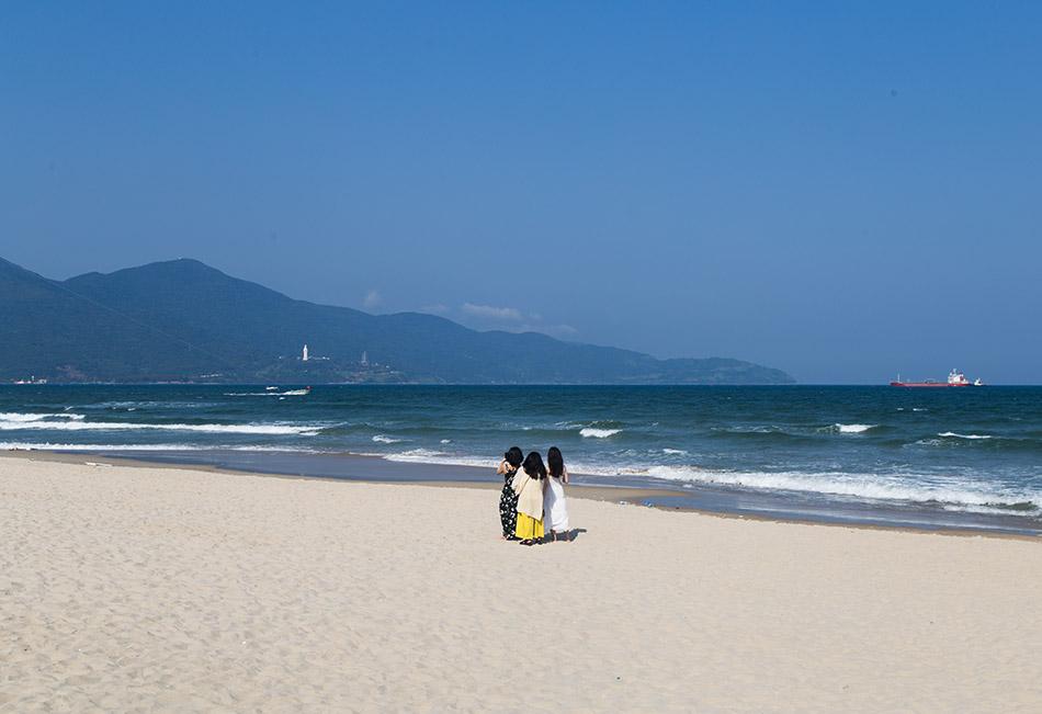 Da Nang, Vietnam, Beach