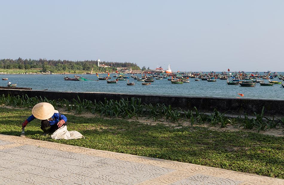 Da Nang, Vietnam, Boats