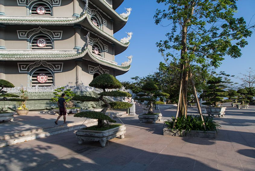 Da Nang, Tháp Xá Lợi