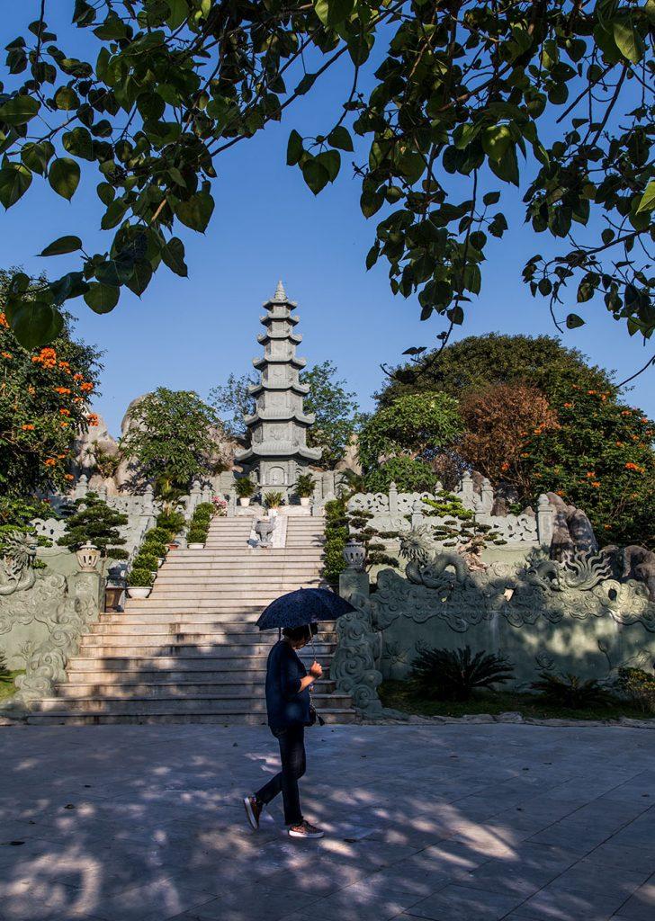 Da Nang, Linh Ứng Pagoda,