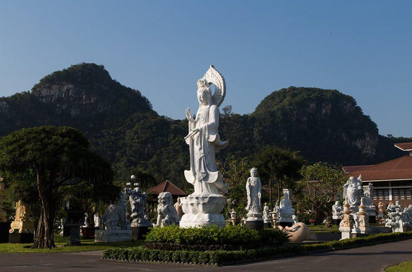 Da Nang, Vietnam, Marble Mountains