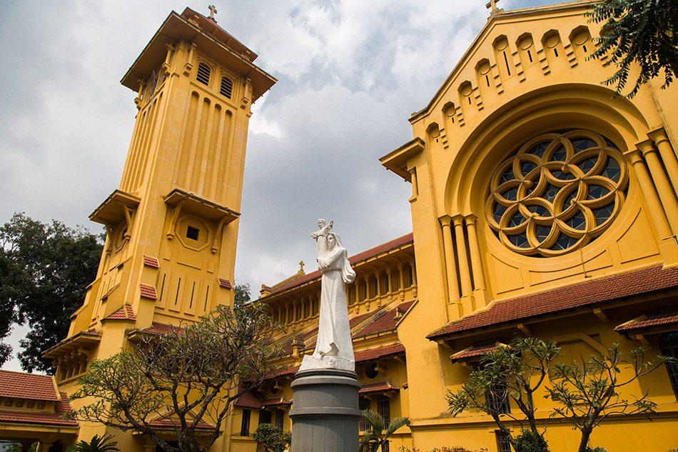 Fabian Fröhlich, Hanoi, Nhà thờ Cửa Bắc (Cửa Bắc Church)
