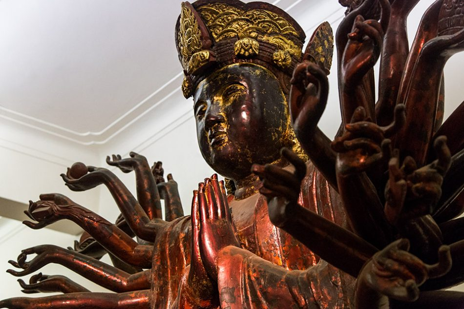 Fabian Fröhlich, Hanoi, Bodhisattva Avalokisteshvara (Vietnam National Fine Arts Museum)