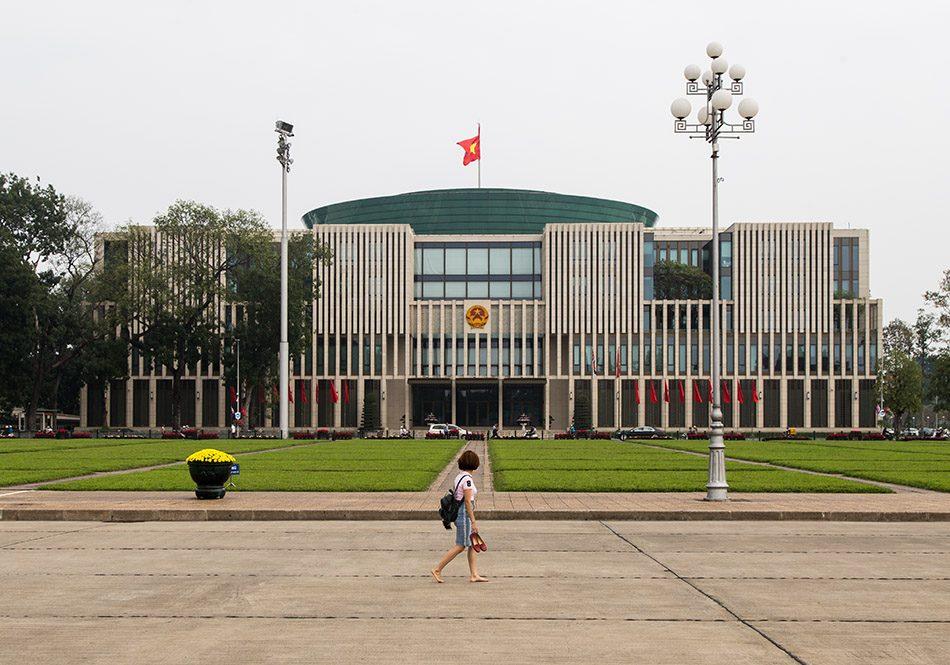 Fabian Fröhlich, Hanoi, Tòa Nhà Quốc Hội Việt Nam (National Assembly Building)