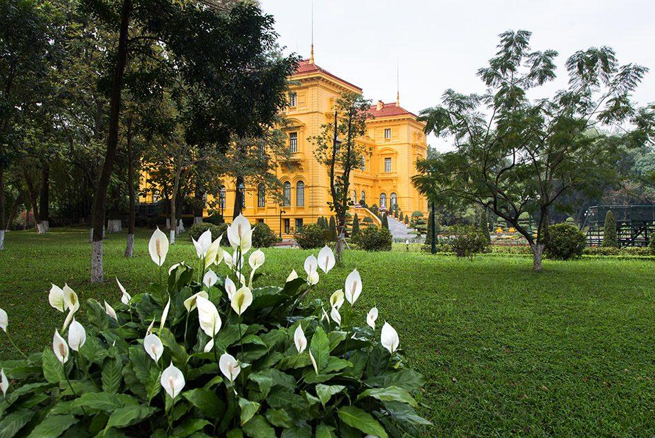 Fabian Fröhlich, Hanoi, Văn Phòng Chủ Tịch Nước (Presedential Palace)
