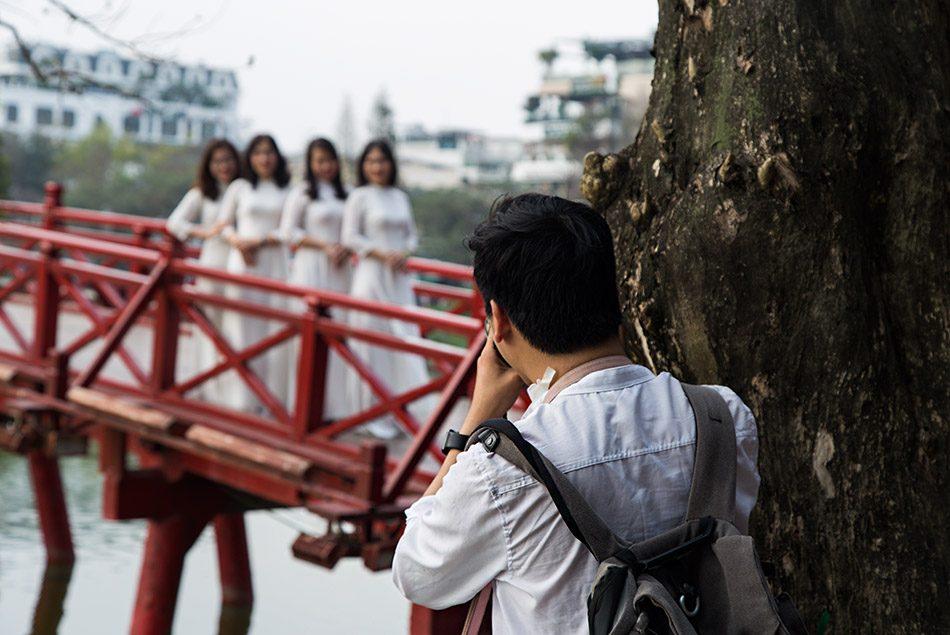 Hanoi, Hoan Kiem Lake,