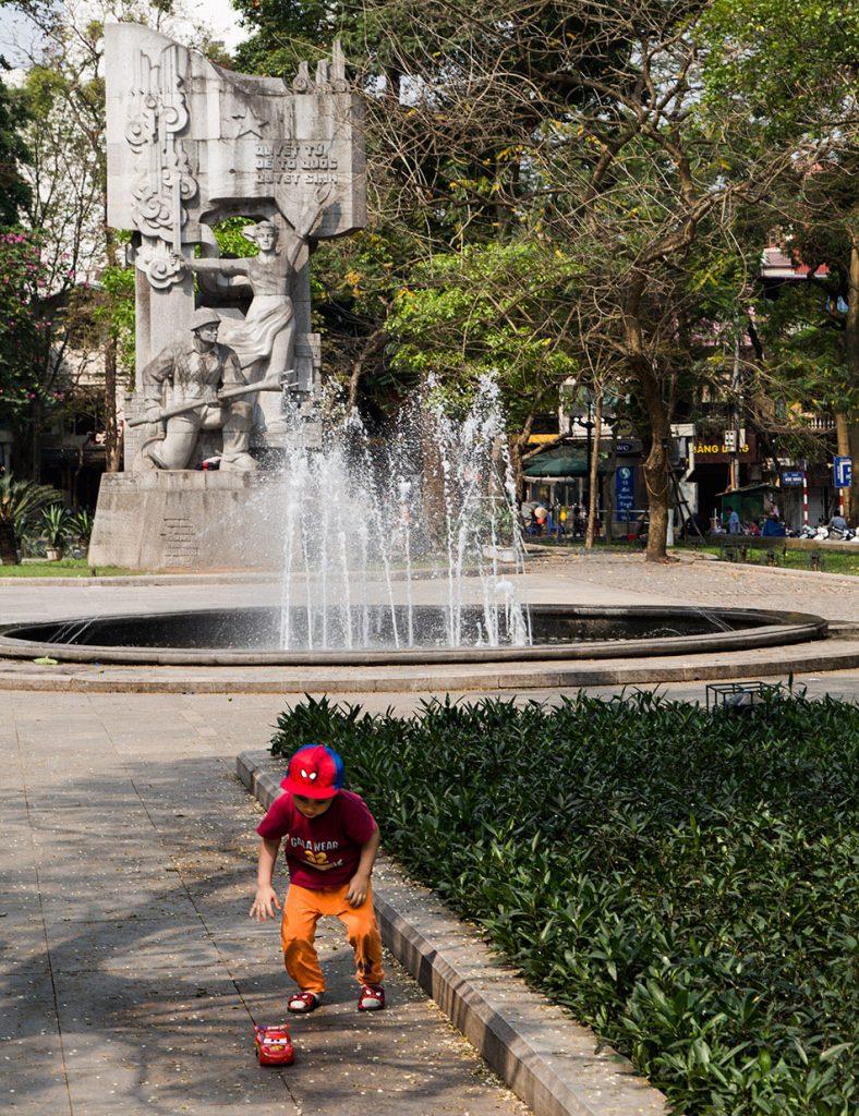Hanoi, Old Quarter,