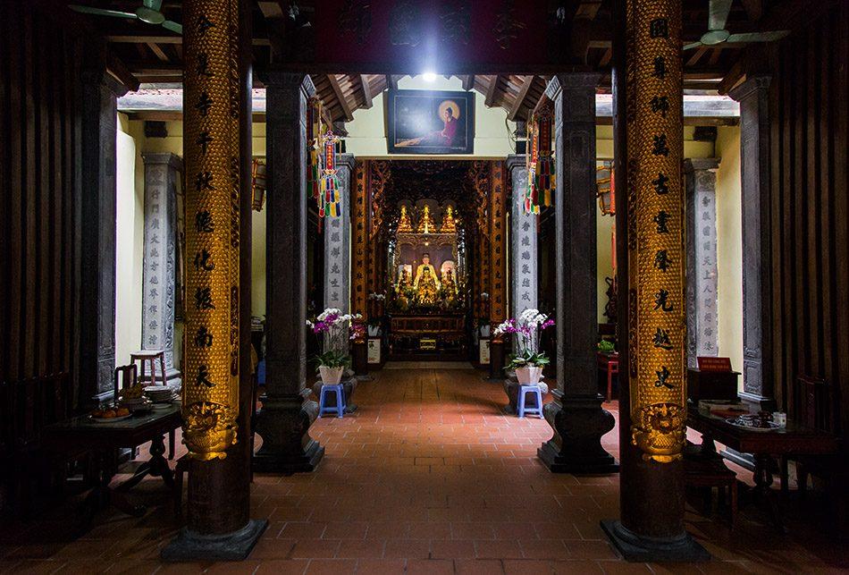 Hanoi, Old Quarter, Chùa Lý Triều Quốc Sư (Lý Triều Quốc Sư Pagoda)