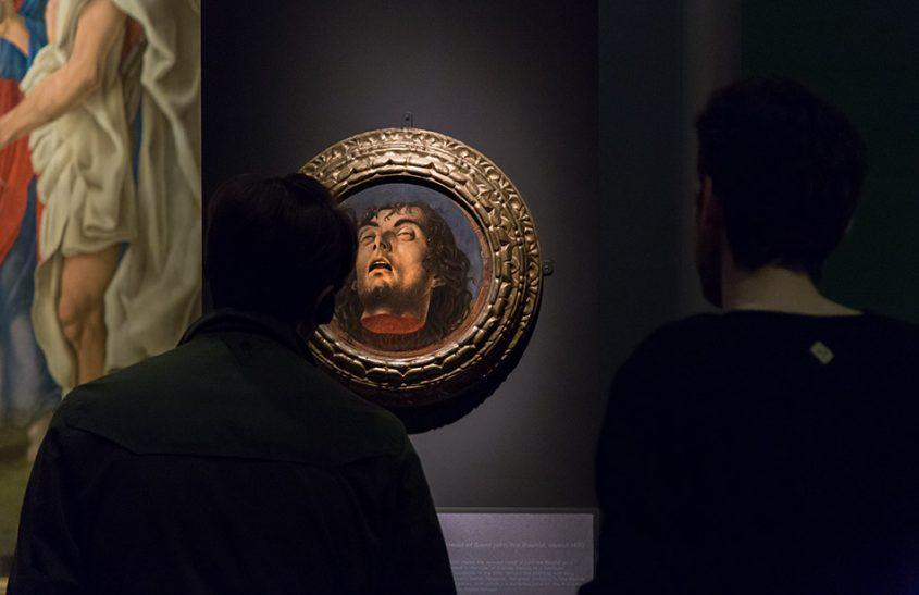 Fabian Fröhlich, Berlin, Gemäldegalerie, Mantegna Bellini, Johannes Schüssel