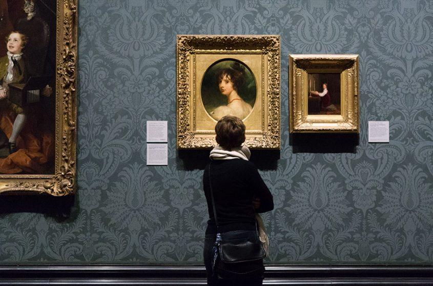 Fabian Fröhlich, National Gallery London,