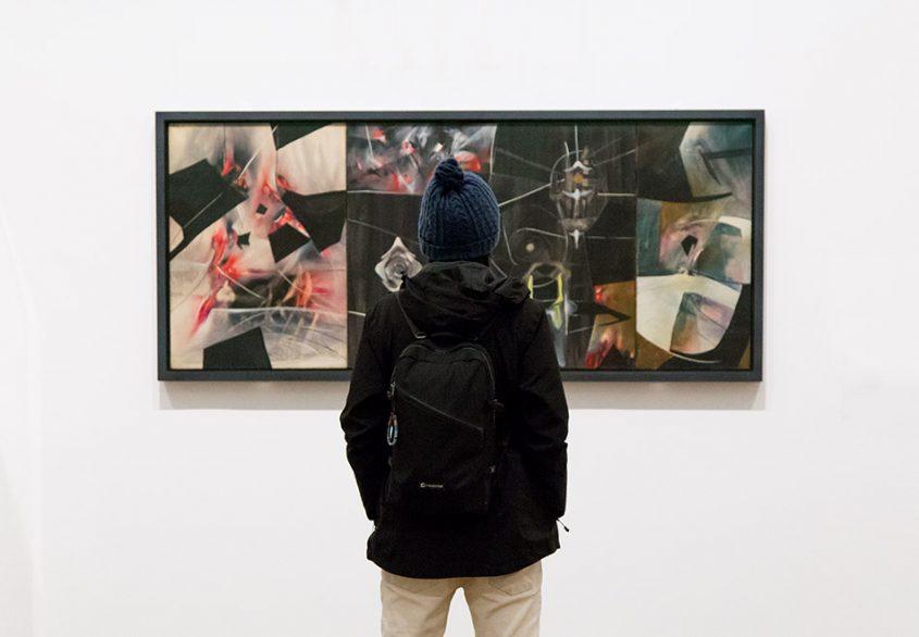 Fabian Fröhlich, Tate Modern London, Matta, Black Virtue