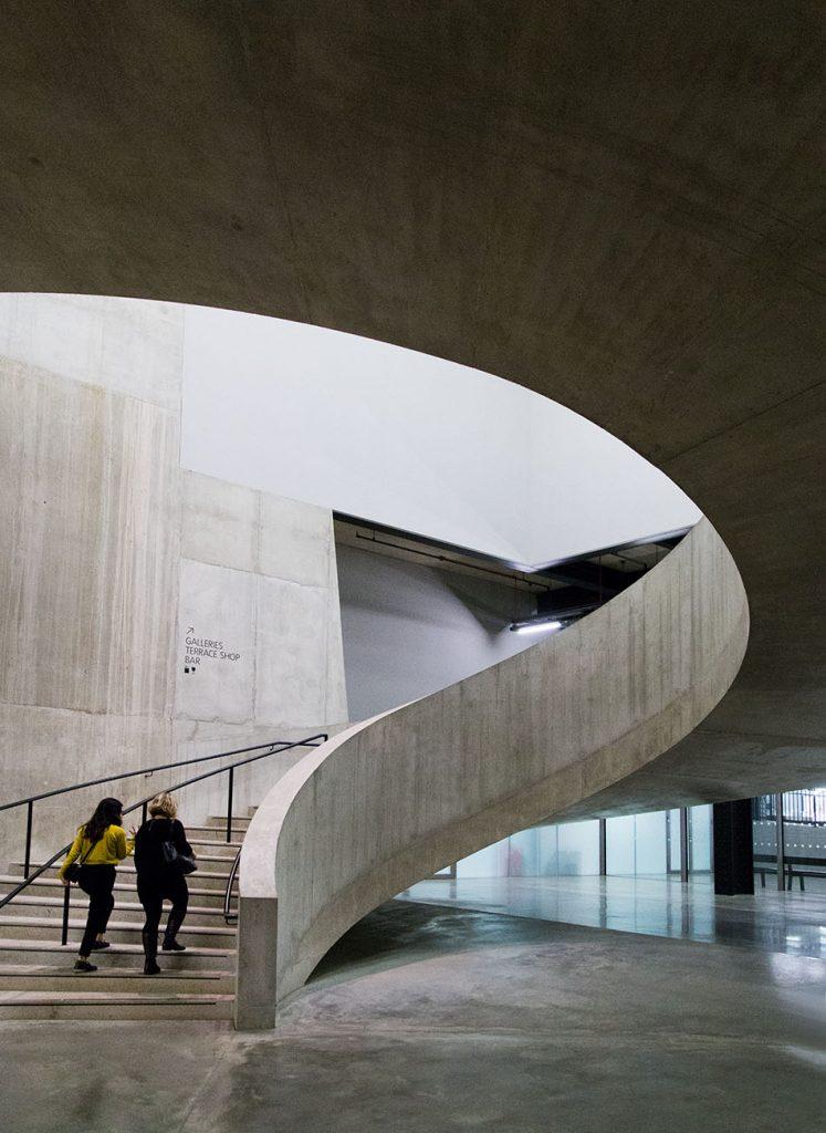 Fabian Fröhlich, Tate Modern London, Staircasse