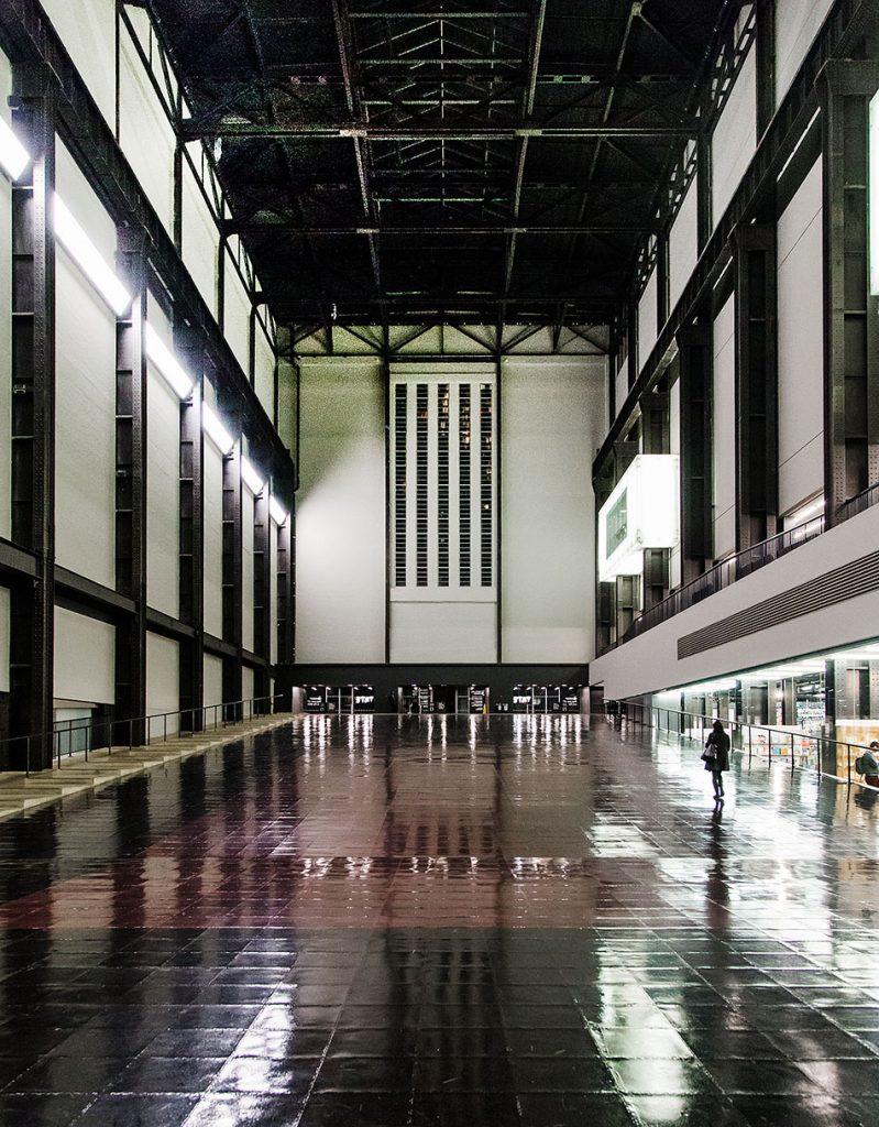 Fabian Fröhlich, Tate Modern London, Turbine Hall