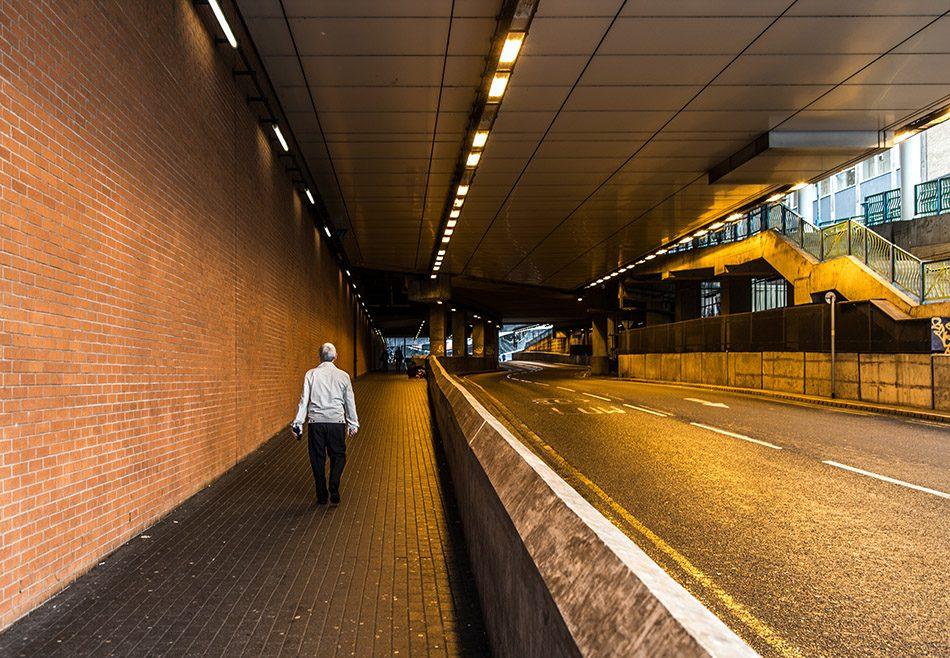 Fabian Fröhlich, Birmingham, Swan passage near Selfridges Swan passage near New Street Station