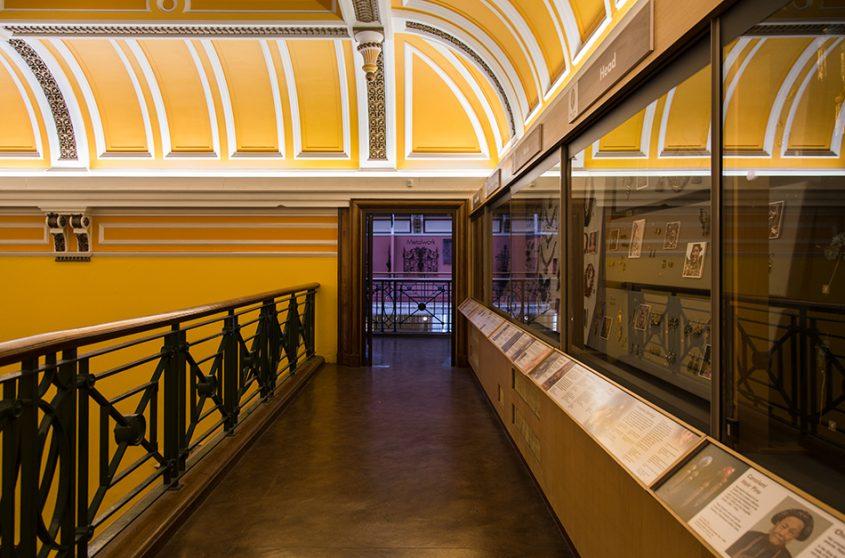 Fabian Fröhlich, Birmingham Museum & Art Gallery, Jewel Gallery
