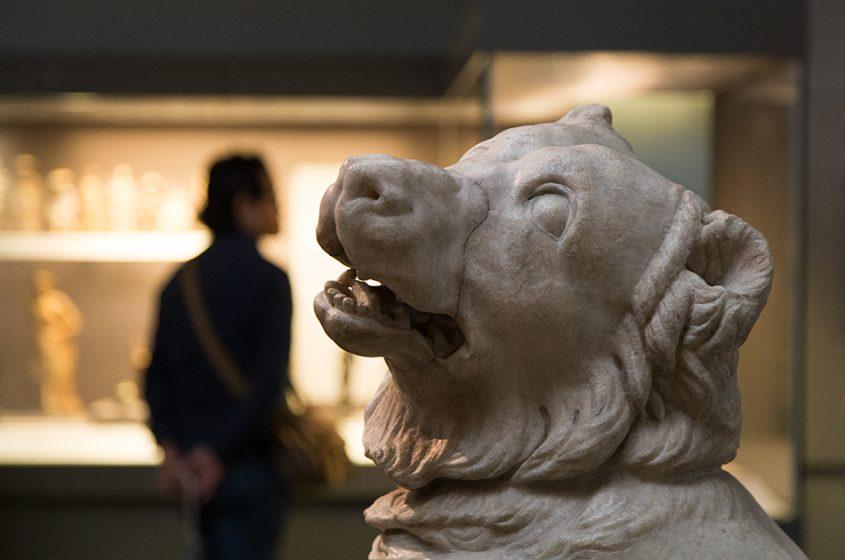 Fabian Fröhlich, British Museum, The Jennings Dog